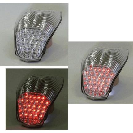 BMW K1200S LEDテールライト クリア ODAX(オダックス)
