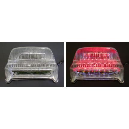 ZZR1400 LEDテールライト スモーク ODAX(オダックス)