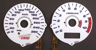 ELメーターパネル(05~10) ODAX(オダックス) CB1300SF・SB