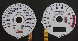 ELメーターパネル(05~10)ABS車 ODAX(オダックス) CB1300SF・SB