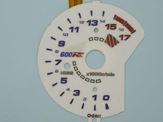 ELメーターパネル(07-11) ODAX(オダックス) CBR600RR