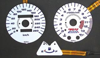 ELメーターパネル(03-08) ODAX(オダックス) ZRX1200