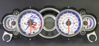 ELメーターパネル(08-11)スペシャルバージョン ODAX(オダックス) GSX1300R(隼)