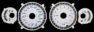 ELメーターパネル タイプH-9 2008~12年 ODAX(オダックス) GSX1300R(隼)