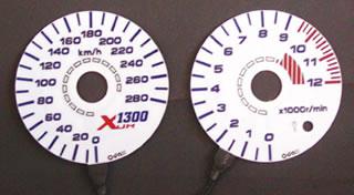 ELメーターパネル(03~11) ODAX(オダックス) XJR1300