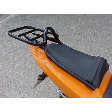 Z750 04~06年 スポーツキャリア ブラック レンテック(RENNTEC)