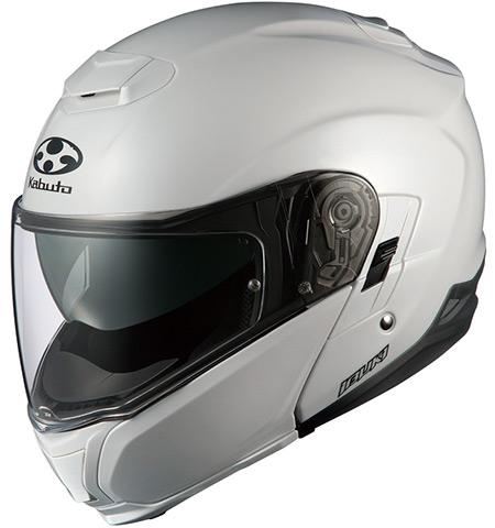IBUKI(イブキ) パールホワイト M(57-58cm) システムヘルメット OGK