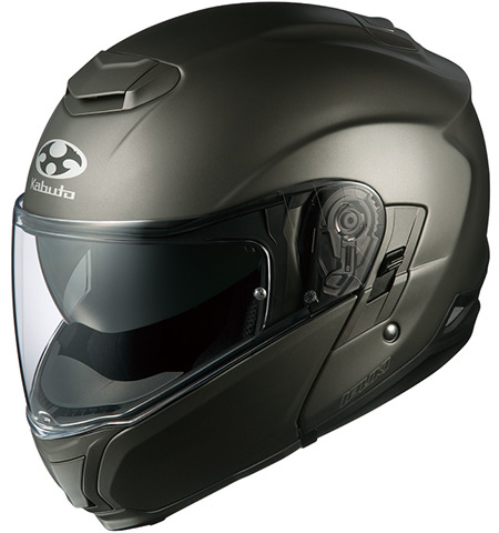 IBUKI(イブキ) フラットロイヤルガンメタ S(55-56cm) システムヘルメット OGK