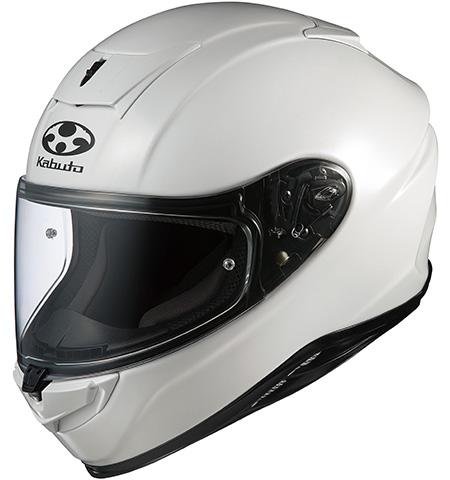 エアロブレードファイブ フルフェイスヘルメット パールホワイト Mサイズ OGK