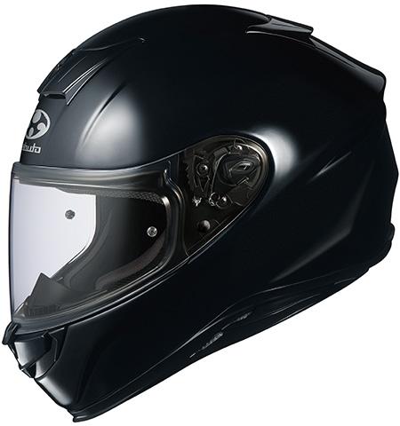 エアロブレードファイブ フルフェイスヘルメット ブラックメタリック Mサイズ OGK