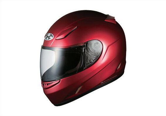 FF-R3 シャイニーレッド サイズ:S(55-56cm)フルフェイスヘルメット OGK(オージーケー)
