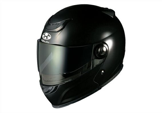 アフィード ブラックメタリック サイズ:M(57-58cm)フルフェイス・サンシェード・チンオープン OGK(オージーケー)