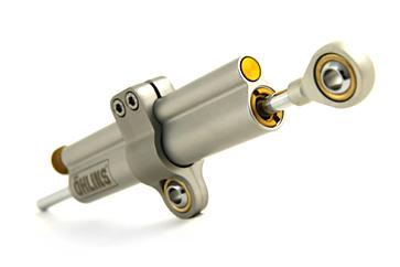 ステアリングダンパー(SD000) OHLINS(オーリンズ) 汎用パーツ