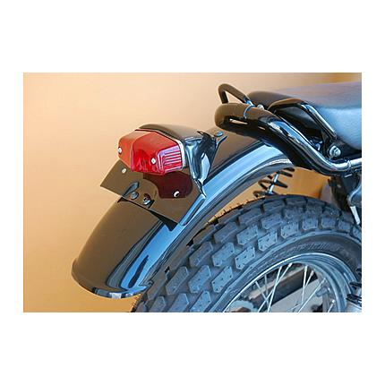 ルーカステール付きリアフェンダー・ミディアム OSCAR(オスカー) グラストラッカー(GRASSTRACKER)2004年式~インジェクションモデル