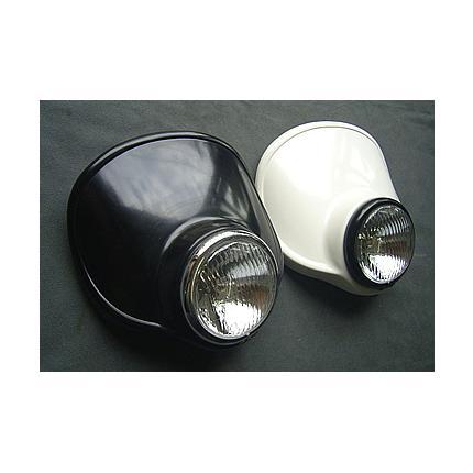 ライトカバーセット4.5 タイプC OSCAR(オスカー) 汎用