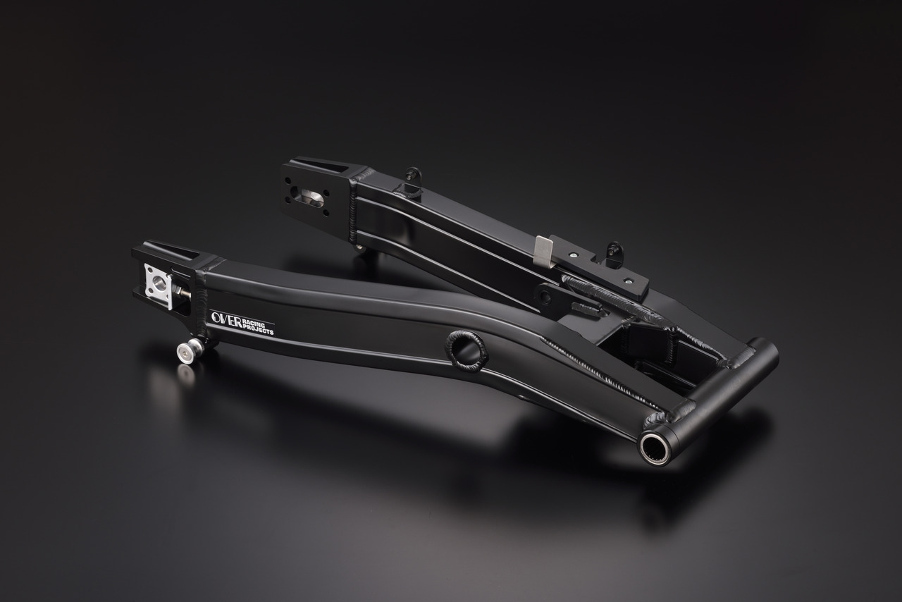 YZF-R25(15~19年) スイングアーム タイプ7 ブラック OVER(オーバーレーシング)
