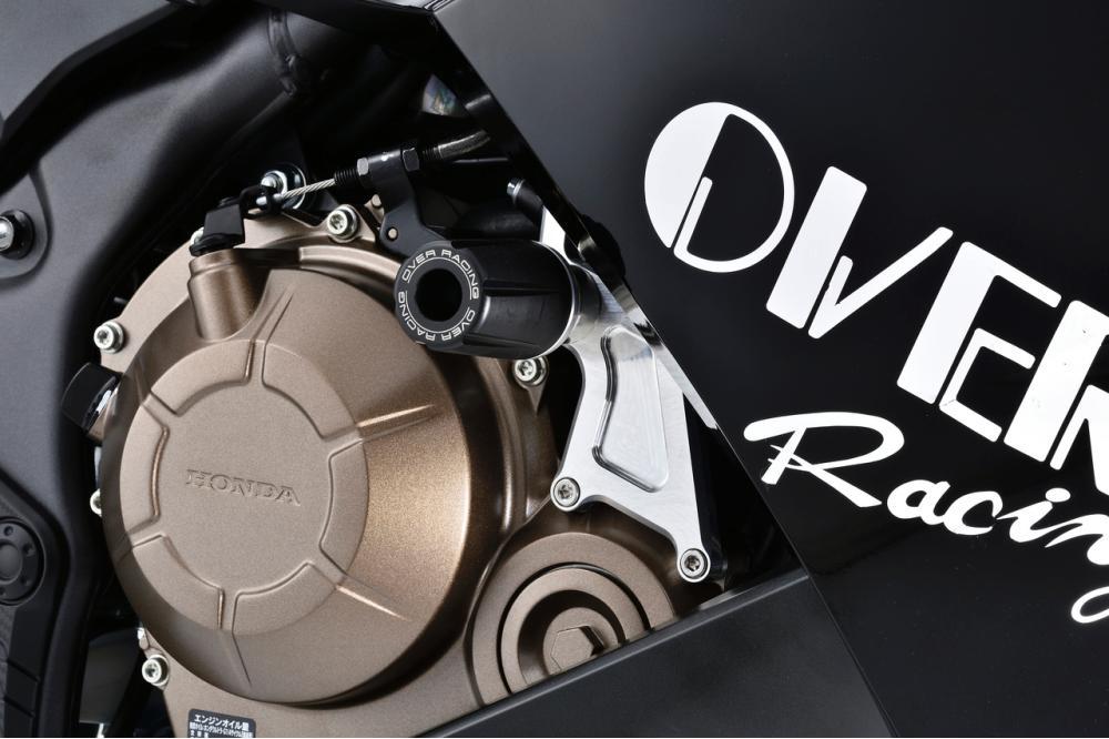CBR400R(16年~) シルバー レーシングスライダー シルバー OVER(オーバーレーシング), ヤマモトグン:9976ddd2 --- sunward.msk.ru