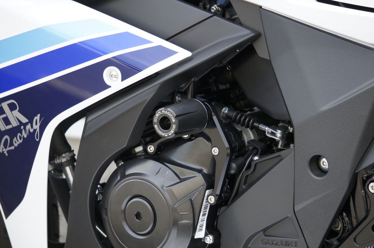 GSX250R(2BK-MC51) レーシングスライダー ブラック ブラック OVER(オーバーレーシング), マツサカシ:bc684dfd --- sunward.msk.ru