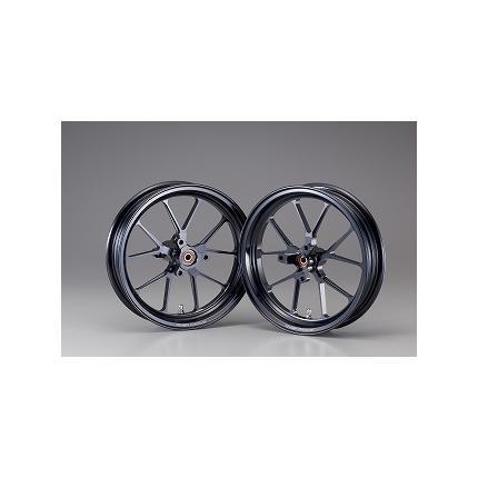 スポーツホイール ブラック 2.50-12/2.75-12 セット OVER RACING(オーバーレーシング) NSF100