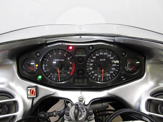 GSX1300R(隼)99~07年 SPI-S41 シフトポジションインジケーター車種専用キット PROTEC(プロテック)