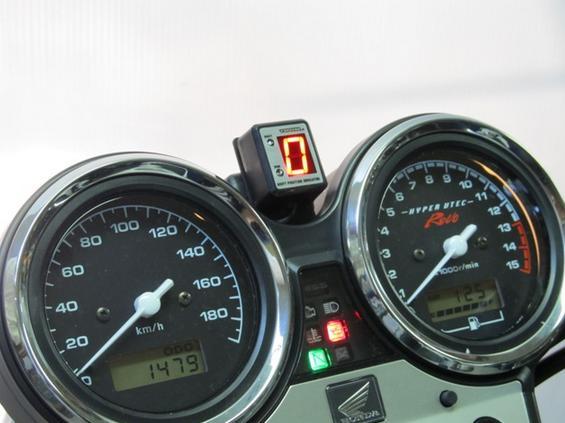 CB400SF Revo (ABS車共通)08年~ SPI-H03 シフトポジションインジケーター車種専用キット PROTEC(プロテック)