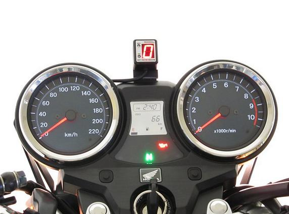 CB1100(10年~)ABS車共通 SPI-H10 シフトポジションインジケーター車種専用キット PROTEC(プロテック)