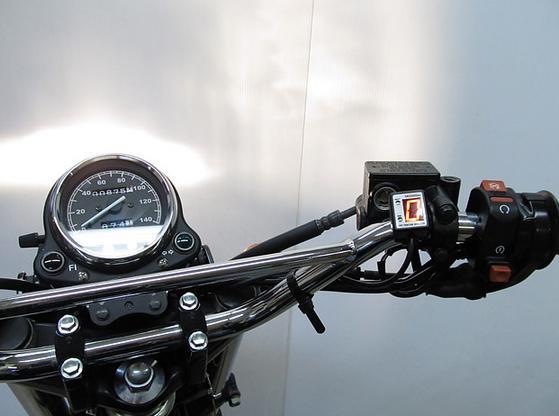 250TR(FI車) SPI-K64 シフトポジションインジケーター車種専用キット PROTEC(プロテック)