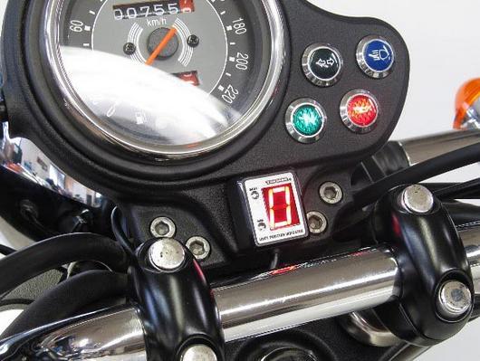 TRIUMPH Bonneville(09年~)SE/ST100不可 SPI-I81 シフトポジションインジケーター車種専用キット PROTEC(プロテック)