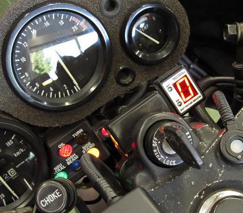 CBR250RR(90年~) SPI-H21 シフトポジションインジケーター車種専用キット PROTEC(プロテック)