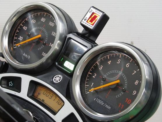YBR250(12年~) SPI-Y32 シフトポジションインジケーター車種専用キット PROTEC(プロテック)