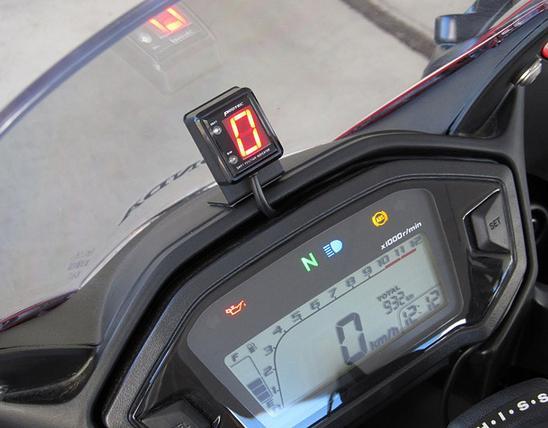 CB400F(13年~) SPI-H30 シフトポジションインジケーター車種専用キット PROTEC(プロテック)