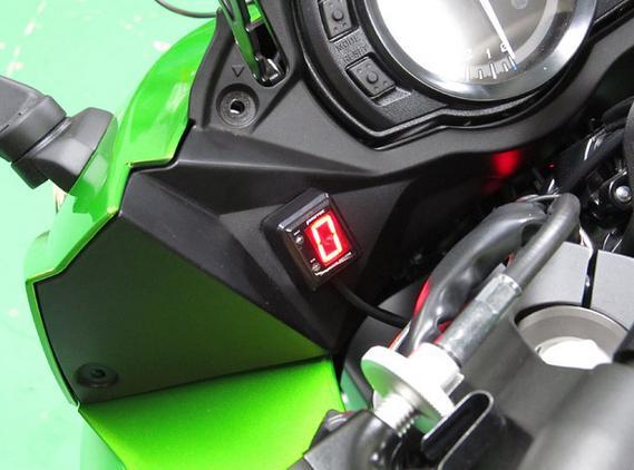 Ninja1000(ニンジャ)14年~ SPI-K52 シフトポジションインジケーター車種専用キット PROTEC(プロテック)