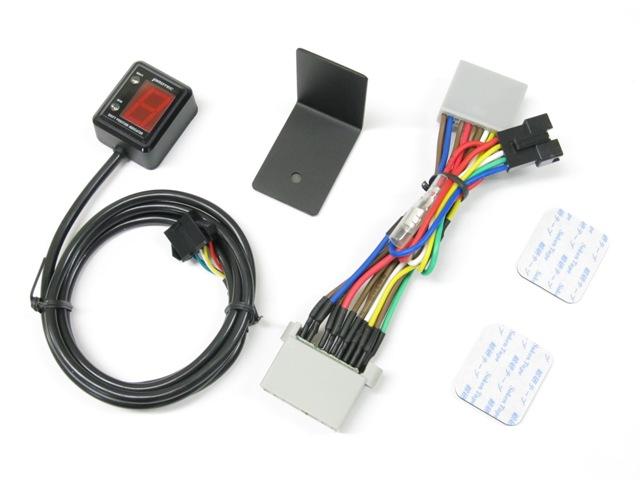 Z1000(07~09年) SPI-K48 車種専用 シフトポジションインジケーターキット PROTEC(プロテック)