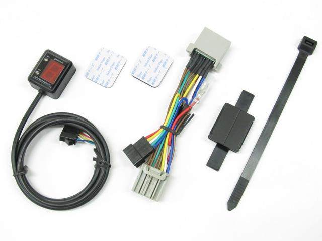 Z800/ABS(13年~) SPI-K47 車種専用 シフトポジションインジケーターキット PROTEC(プロテック)