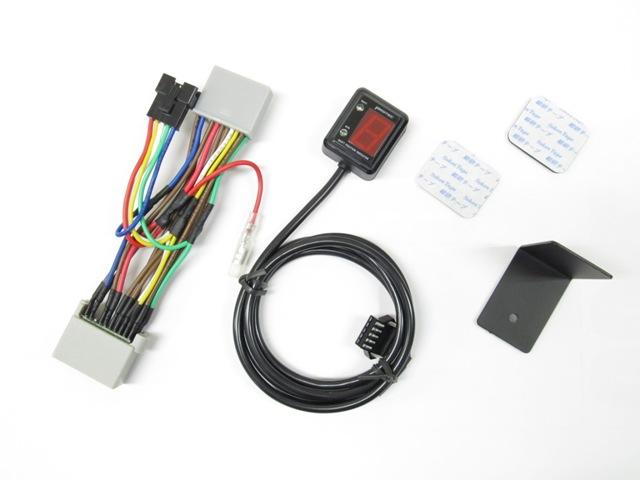 Z750R(11~12年) SPI-K44 シフトポジションインジケーター PROTEC(プロテック)