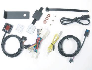 エストレヤ(ESTRELLA)92~06年 SPI-K81シフトポジションインジケーター車種専用キット PROTEC(プロテック)