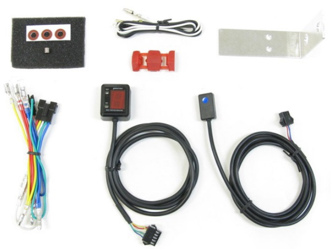 RGV250ガンマ(VJ22A) SPI-S54 シフトポジションインジケーターキット PROTEC(プロテック)