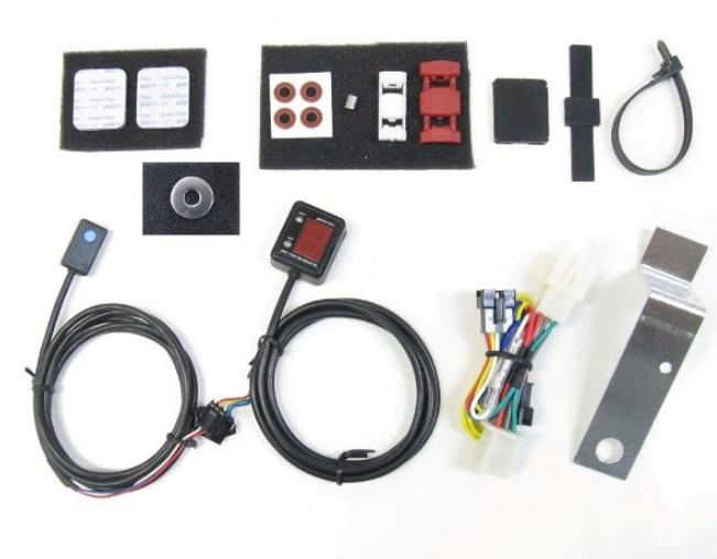 グラストラッカー/ビッグボーイ(09~17年) SPI-S55 シフトポジションインジケーター PROTEC(プロテック)