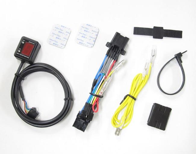 セロー250(08~19年) SPI-Y41 シフトポジションインジケーター PROTEC(プロテック)