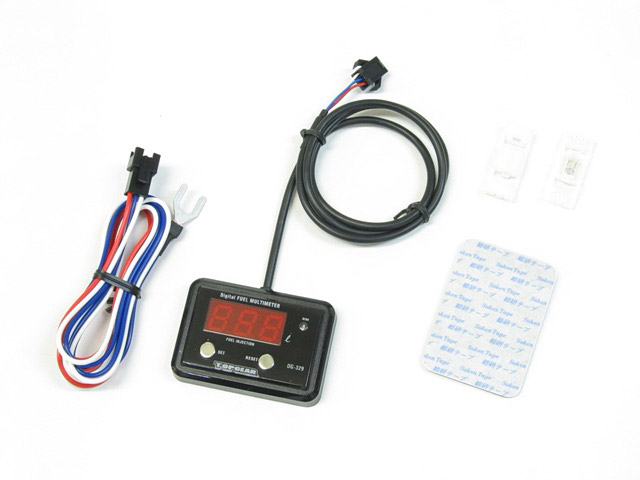 YZF-R3 DG-Y09 デジタルフューエルマルチメーター PROTEC(プロテック)