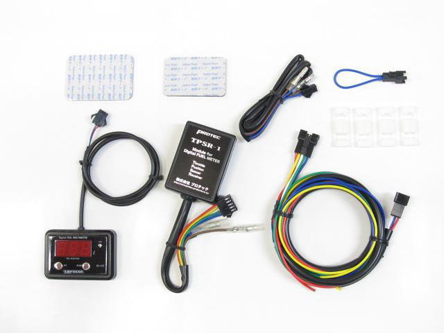 NSR250R DG-H09 デジタルフューエルマルチメーター PROTEC(プロテック)