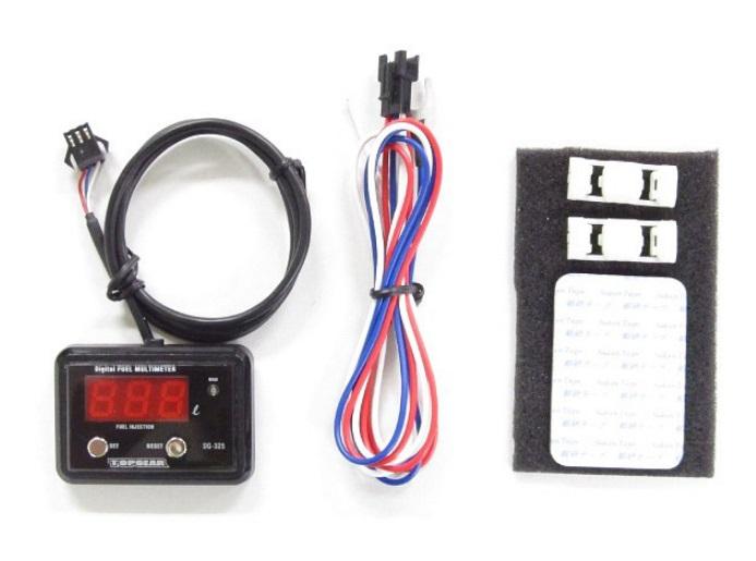 NMAX155(SG50J) DG-Y12 デジタルフューエルメーター PROTEC(プロテック)