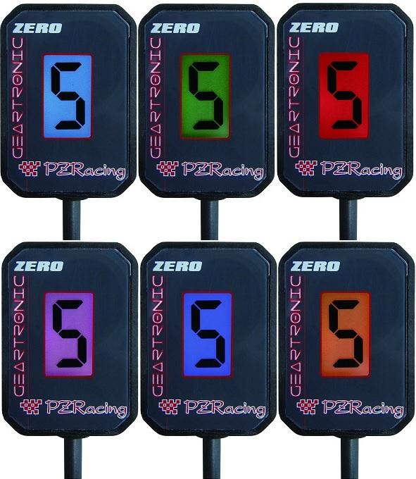 GSX-R750(04~05年) GEARTRONIC ZERO ギアインジゲーター PZRacing