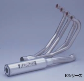 CB-1 89年~ K Series フルシステム Wタイプ ホワイトチップ防腐塗装 KERKER(カーカー)