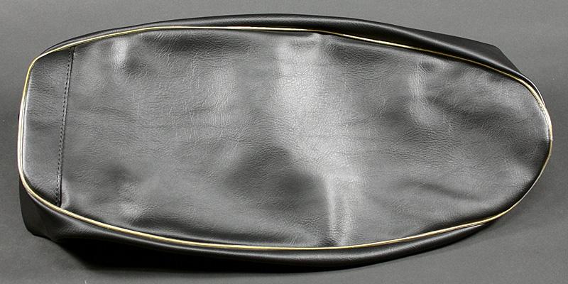 500SS(H1) 69~70年 スタンダードタイプ シートレザー ゴールドパイピング PMC(ピーエムシー)