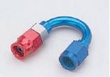 スピード シール ホース エンド アジャスタブル チューブ タイプ Adjustable 180度 #3 ステンレス EARLS (アールズ)