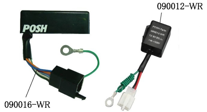 CB1300SF/SB/ST(10年~)※国内仕様専用 ワイドワットウインカーポジションリレー POSH(ポッシュ)