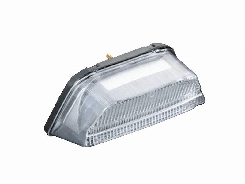 ZRX400 LEDテールランプユニット クリアー POSH(ポッシュ)