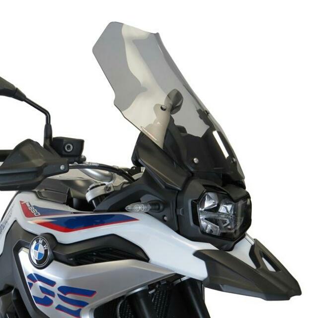 BMW F750GS(18年) スポーツ フリップスクリーン クリア Powerbronze(パワーブロンズ)