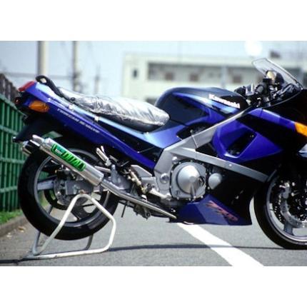 RPM-DUAL(デュアル)マフラーJMCA認定タイプ RPM ZZ-R400 93~00年
